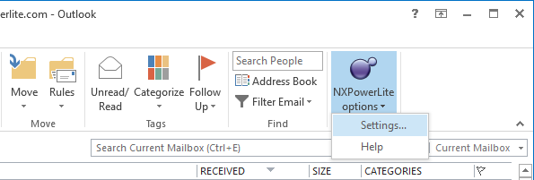 How do I manage email optimization in Outlook? – Neuxpower